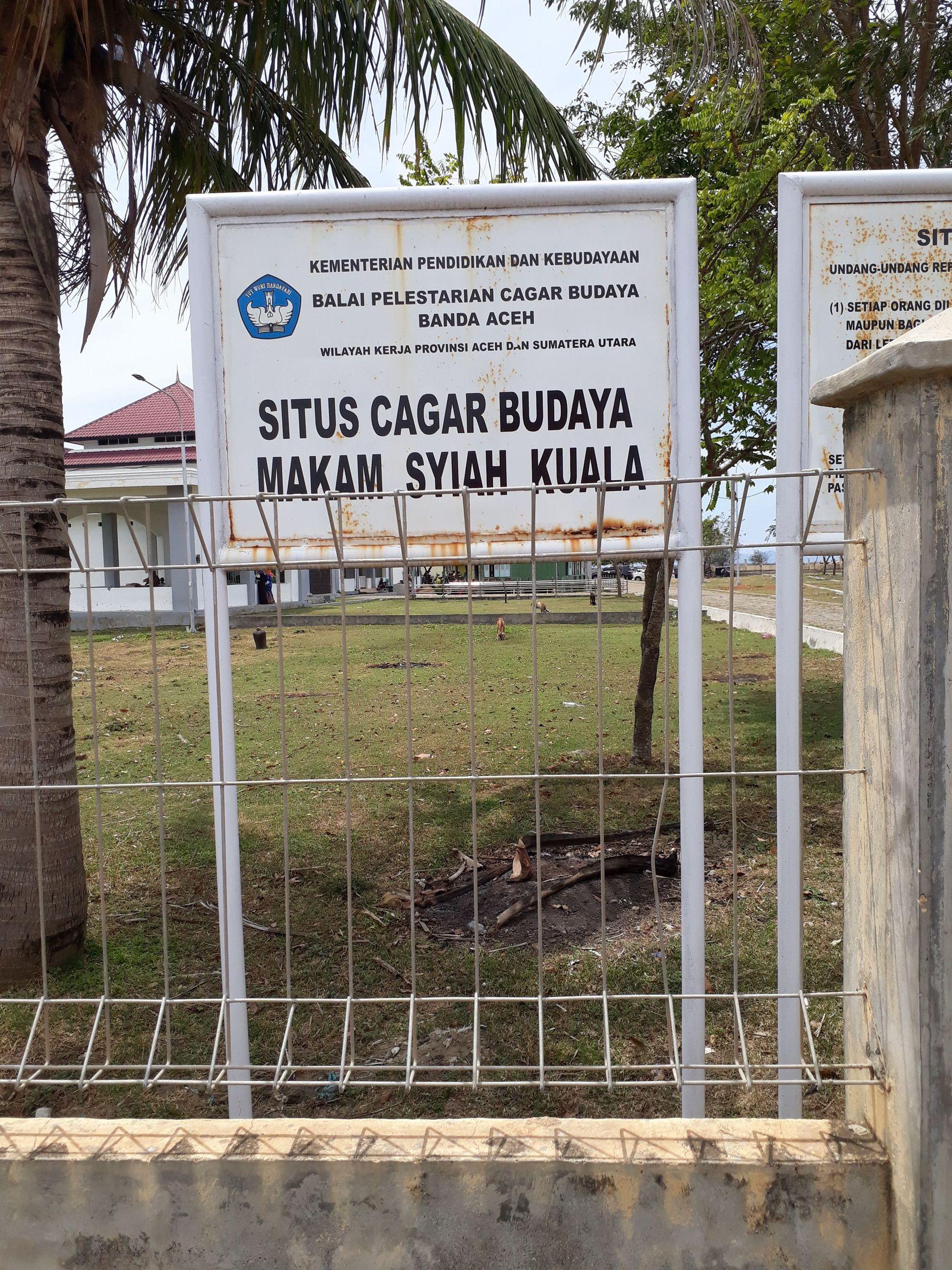 Gather Cultural Heritage Berkumpul Bersama Dicagar Located Province Aceh Precisely