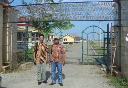 Makam Syiah Kuala Banda Aceh Kota