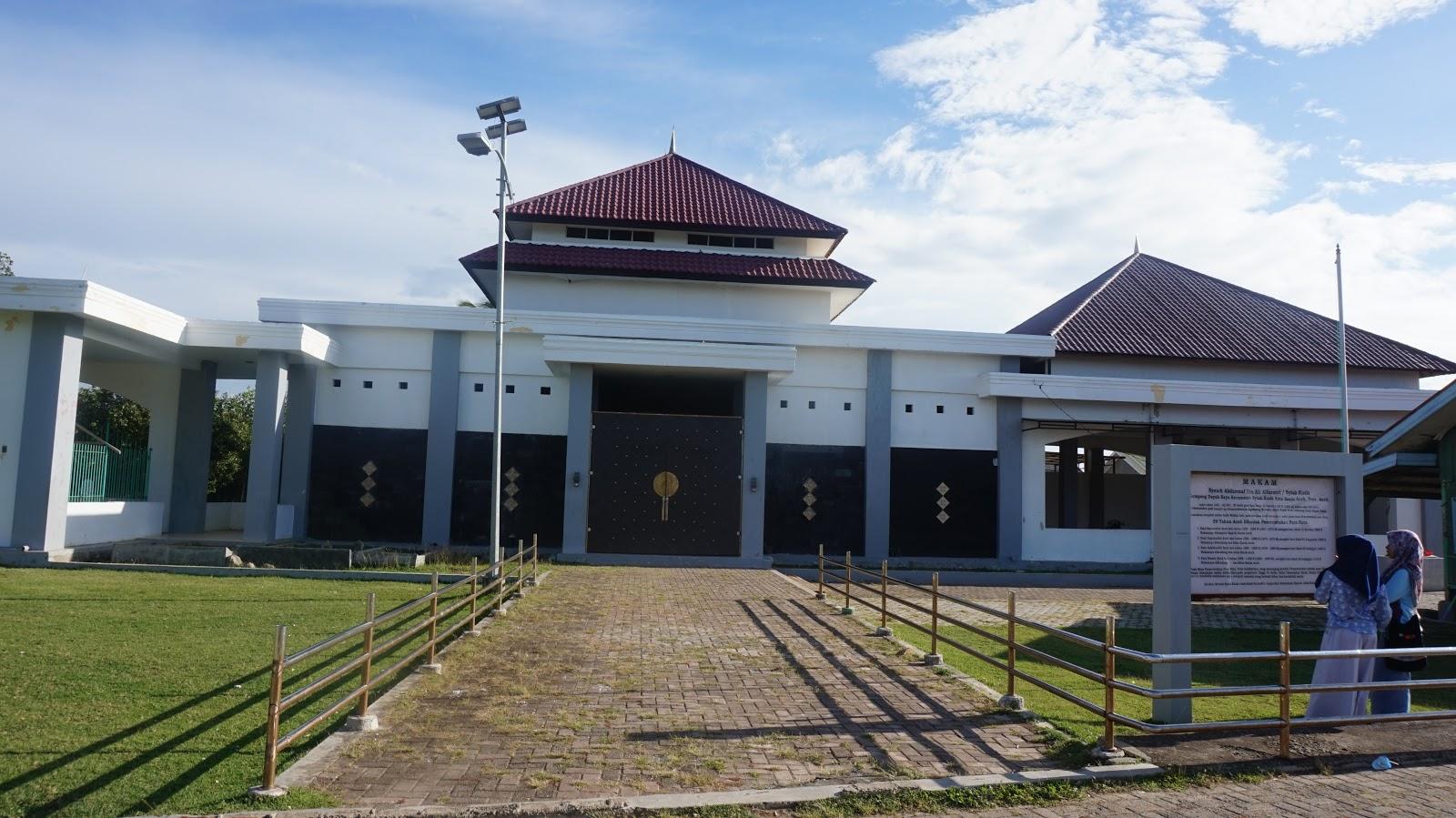 Melihat Makam Syiah Kuala Banda Aceh Traveling Bersama Aswir Dialami