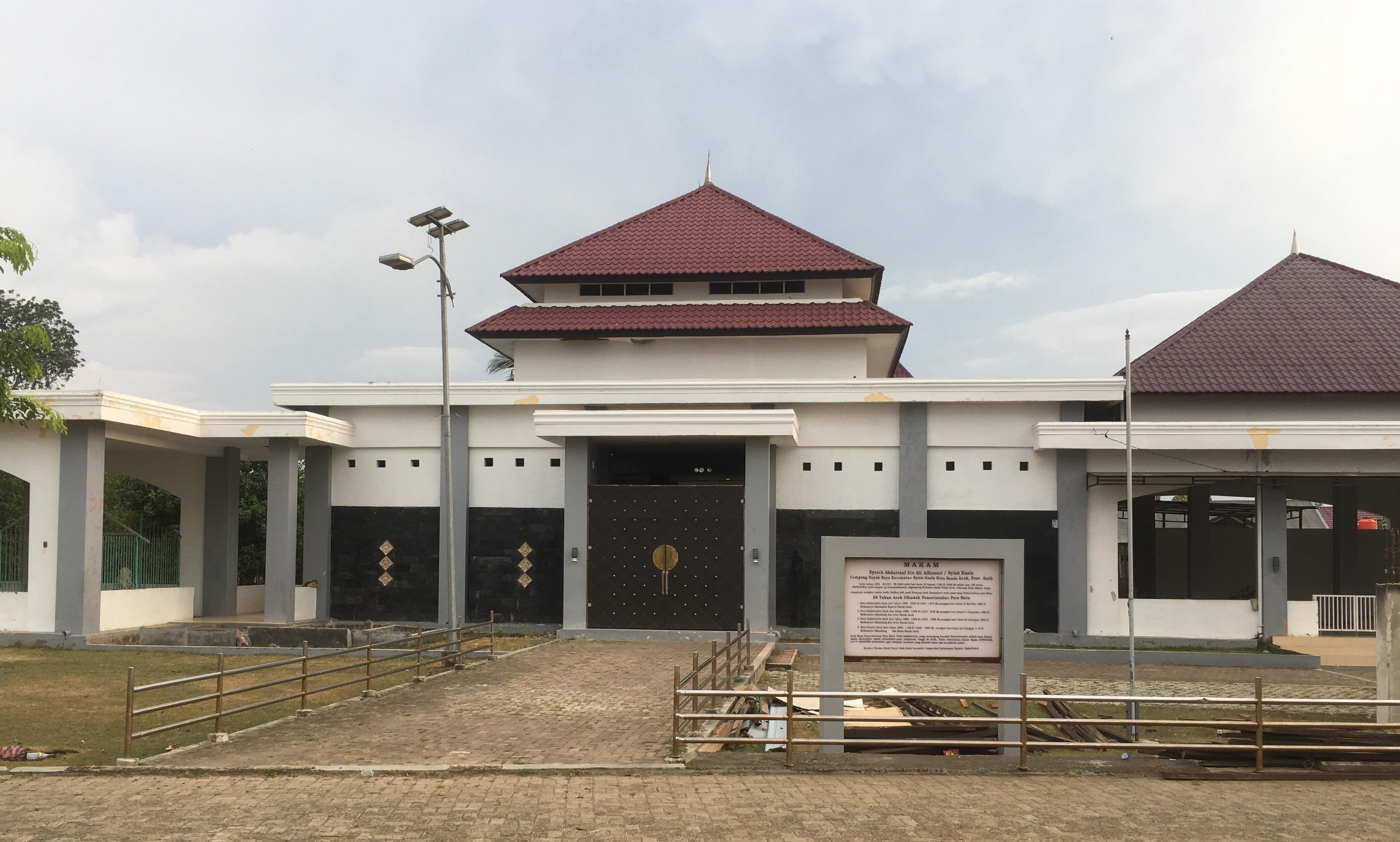 Pilgrimage Syiah Kuala Tomb Bilingual Steemit 321732b7 D15b 487b B73f