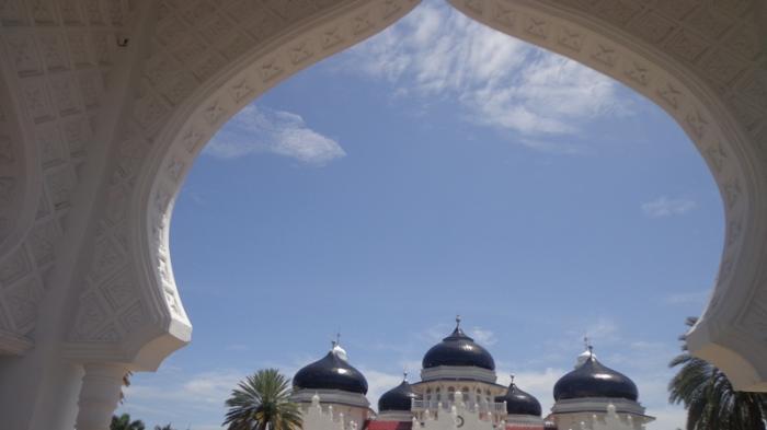 Tiga Destinasi Wisata Religi Aceh Masjid Raya Baiturrahman Hingga Ziarah