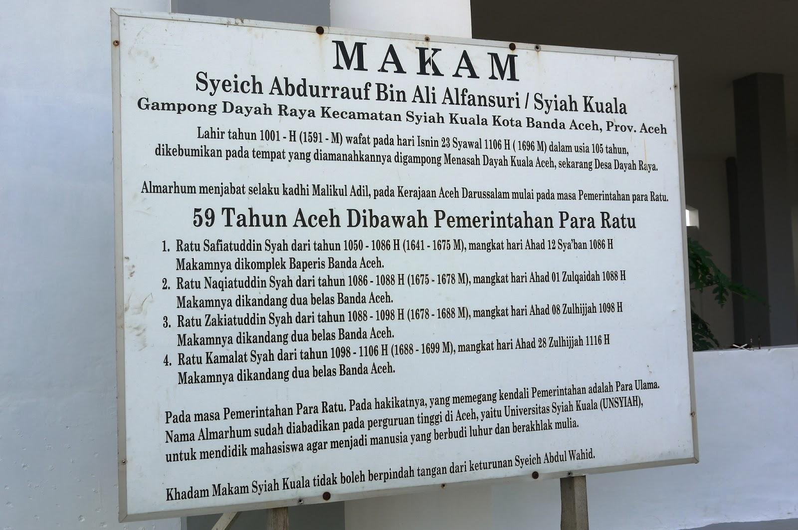 Wanderlust Dj Menjejak Kesan Tsunami Banda Aceh Indonesia Day2 Semasa