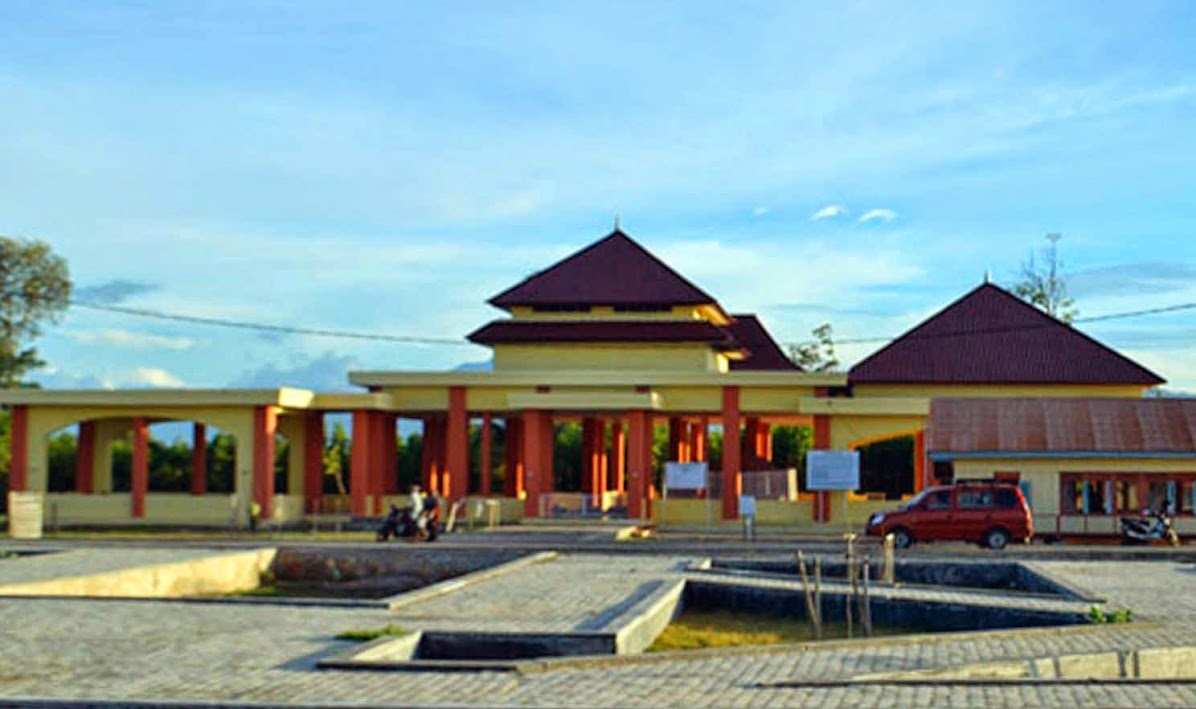 Wisata Acheh Makam Syech Abdurrauf Syiah Kuala Religi Ulama Aceh