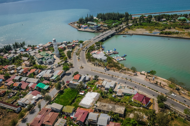 Banda Aceh Udara Charming Ulee Lheue Masjid Baiturrahim Kota