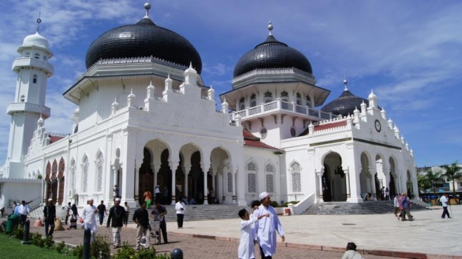 Berikut Tata Laksana Jumat Kota Banda Aceh Hari Klikkabar Masjid