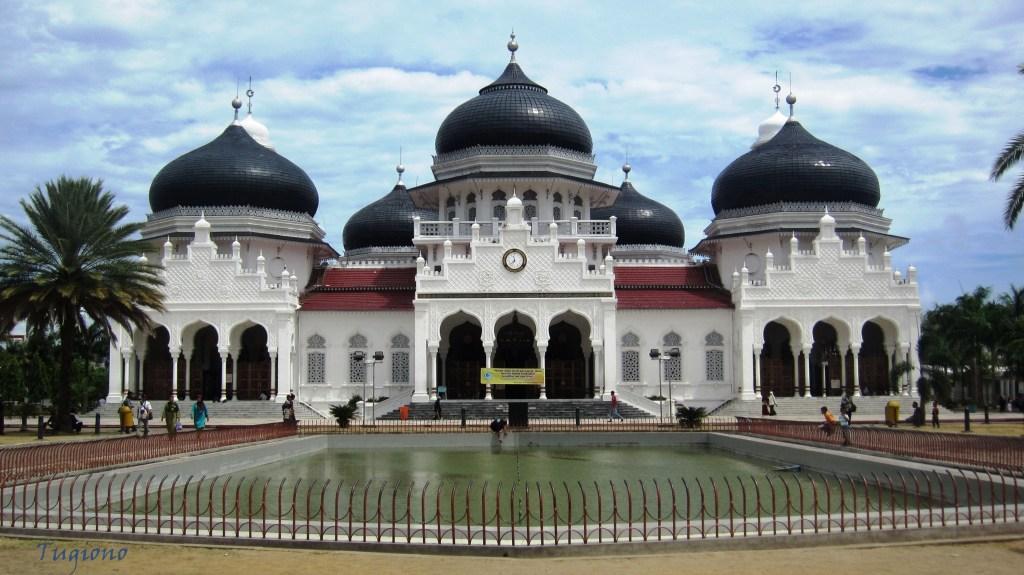 Berikut Tata Laksana Shalat Jumat Kota Banda Aceh Hari Masjid