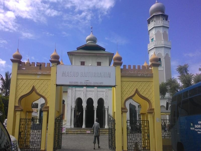 Daerah Nusantara Mengaji Aceh Dipusatkan Masjid Baiturrahim Ulee Lheue Kota