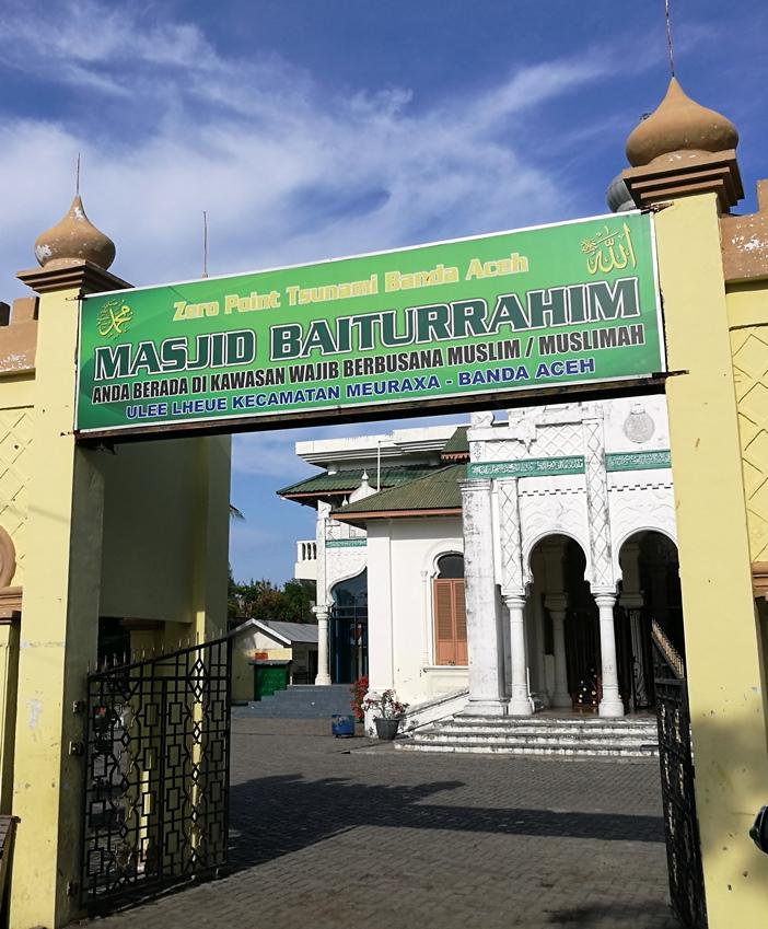 Jalan Banda Aceh Pt 2 Kesan Tinggalan Tsunami Muzium Persinggahan