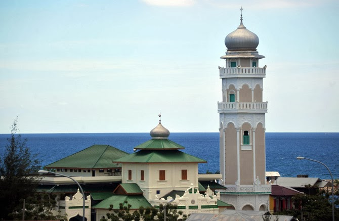 Masjid Baiturrahim Ulee Lheu Salah Satu Basis Perlawanan Rakyat Source