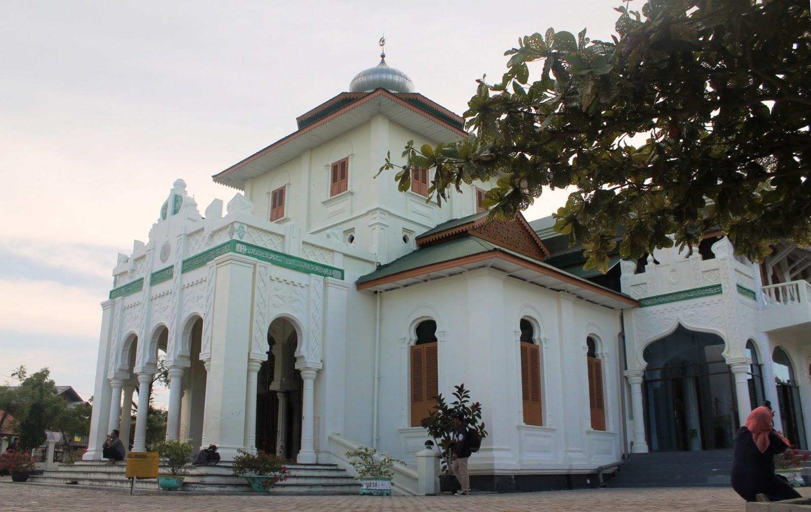 Masjid Baiturrahim Ulee Lheue Hunting Photography Architecture Time Show Kota