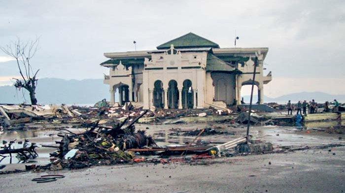 Masjid Tanggap Bencana Serambi Indonesia Baiturrahim Ulee Lheue Kota Banda