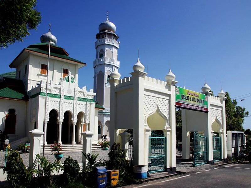 Peringatan 12 Tsunami Aceh Dipusatkan Ulee Lheue Korpri Online Masjid