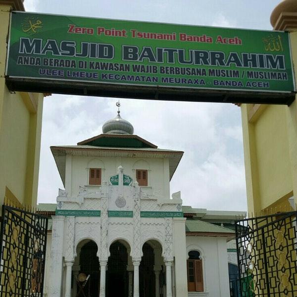 Photos Masjid Baiturrahim Banda Aceh Photo Ali 4 11 2016
