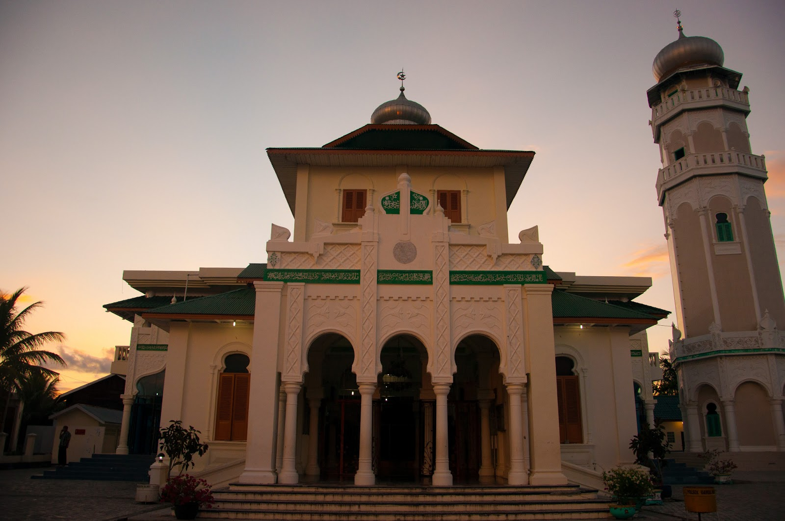Poundja Putra Atjeh Masjid Baiturrahim Ulee Lheu Banda Aceh Lheue