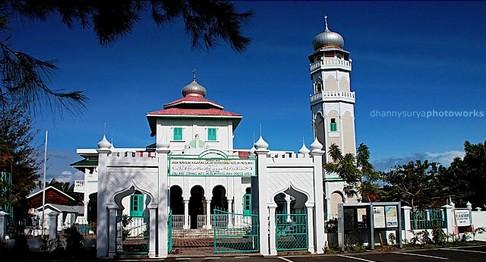 Rindu Masjid Baiturrahim Ulee Lheue Banda Aceh Kota