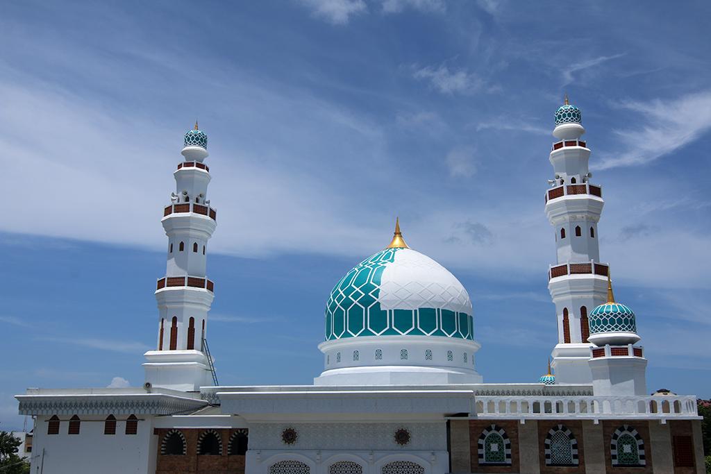 Top 10 Mosque Banda Aceh Great Al Makmur Charming Post