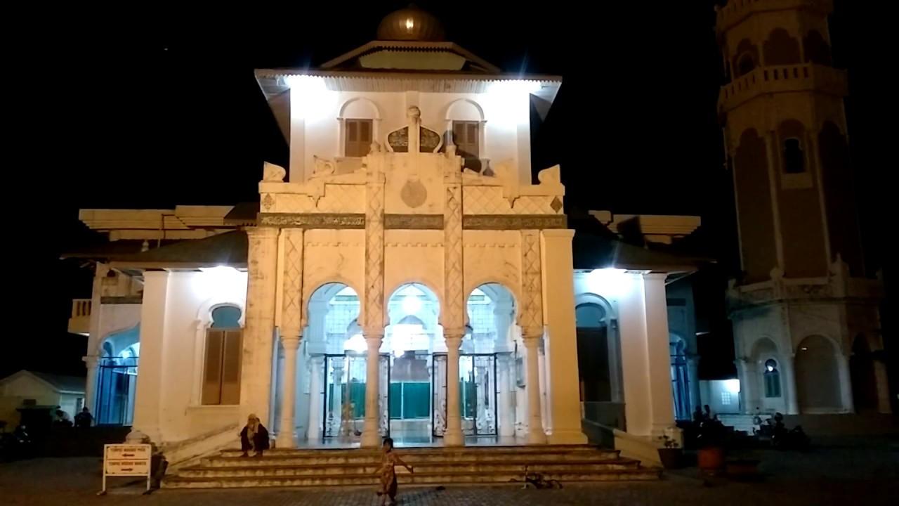 Video 01 Masjid Baiturrahim Meuraxa Ulee Lheue Banda Aceh Kota