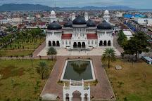 Visit Baiturrahman Grand Mosque Trip Banda Aceh Indonesia Masjid Baiturrahim