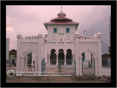 Wisata Banda Aceh Rumoehcae Mesjid Baiturrahim Ulee Lheu Masjid Lheue