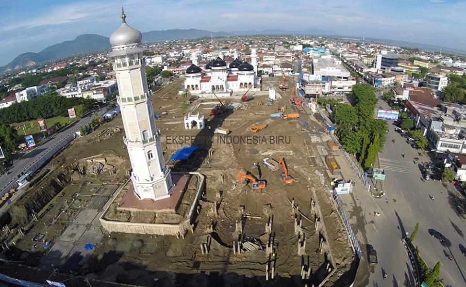 Kisah Awal Mula Masjid Raya Baiturrahman Aceh Dirancang Kota Banda