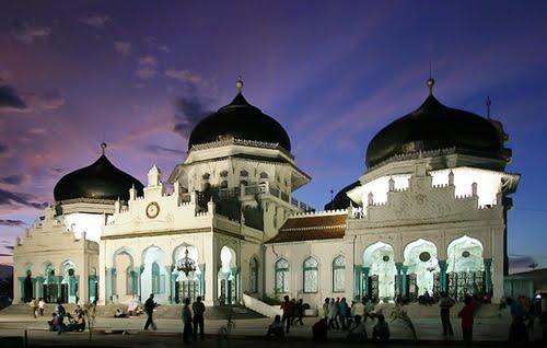 Masjid Baiturrahman Banda Aceh Gemma Gerakan Memakmurkan Raya Memilikilembaran Sejarah