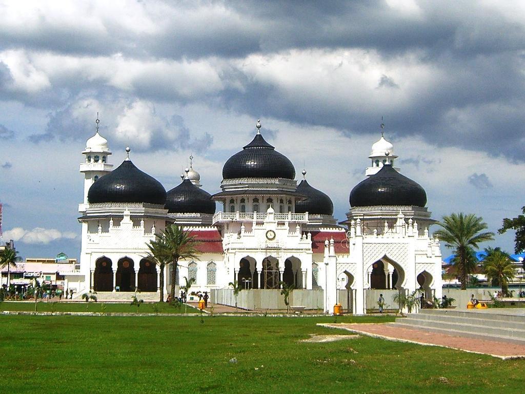 Masjid Raya Baiturrahman Banda Aceh Baiturrahm Flickr Chris 1st Account