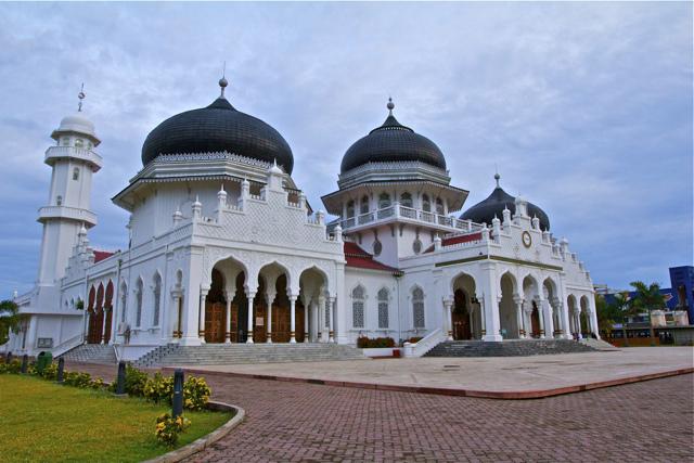 Masjid Raya Baiturrahman Banda Aceh Built Sultan Alai Flickr Adhi
