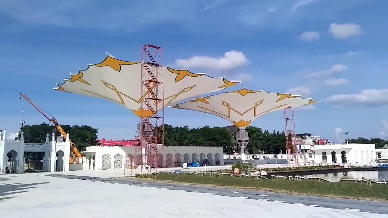 Masjid Raya Baiturrahman Banda Aceh Youtube Kota