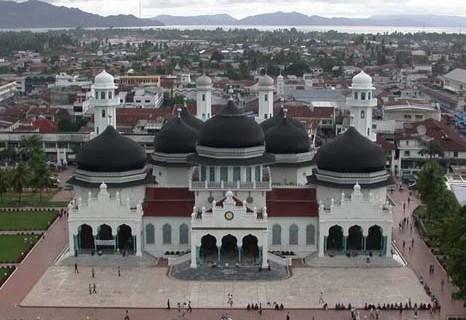 Masjid Raya Baiturrahman Kebanggaan Aceh Melintas Sejarah Bpcb Banda Negara