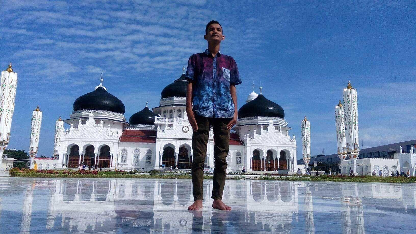 Mesjid Raya Baiturrahman Banda Aceh Steemit Menyerang Kesultanan Agresi Tentara