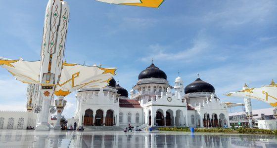 Mesjid Raya Baiturrahman Kesbangpol Kota Banda Aceh Masjid