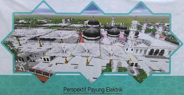 Petisi Kritik Pengembangan Masjid Raya Baiturrahman Beredar Kota Banda Aceh