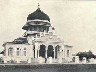 Sejarah Mesjid Raya Baiturrahman Banda Aceh Aneuk Tanjungan City Masjid