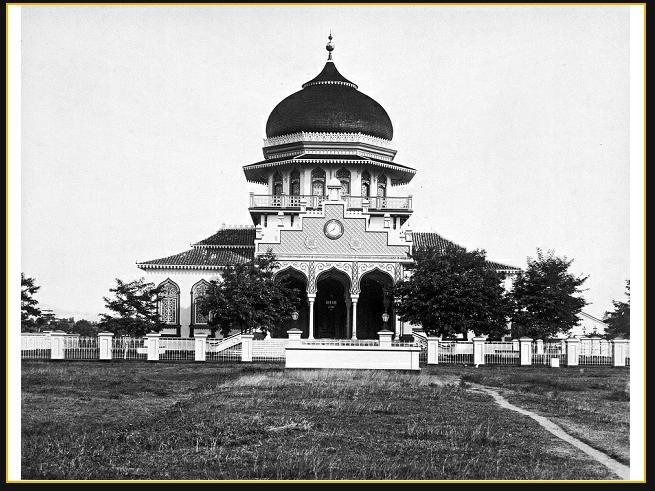 Sistem Informasi Masjid Indonesia Profil Mushalla Raya Baiturrahman Kota Banda