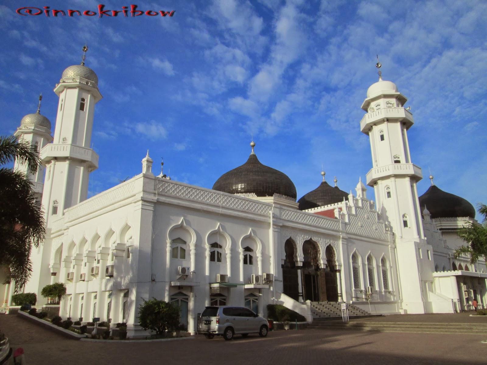 Traveler Coffee Lover Inilah Destinasi Wisata Tsunami Aceh Part Masjid