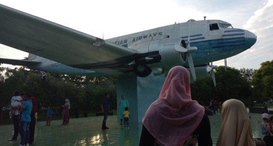 Cikal Bakal Garuda Blang Padang Kesbangpol Kota Banda Aceh Monumen