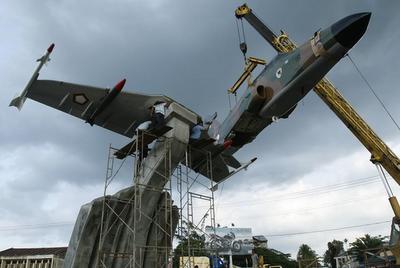 Maimun Saleh Pilot Pesawat Tempur Pertama Asal Aceh Sejarah Menurut