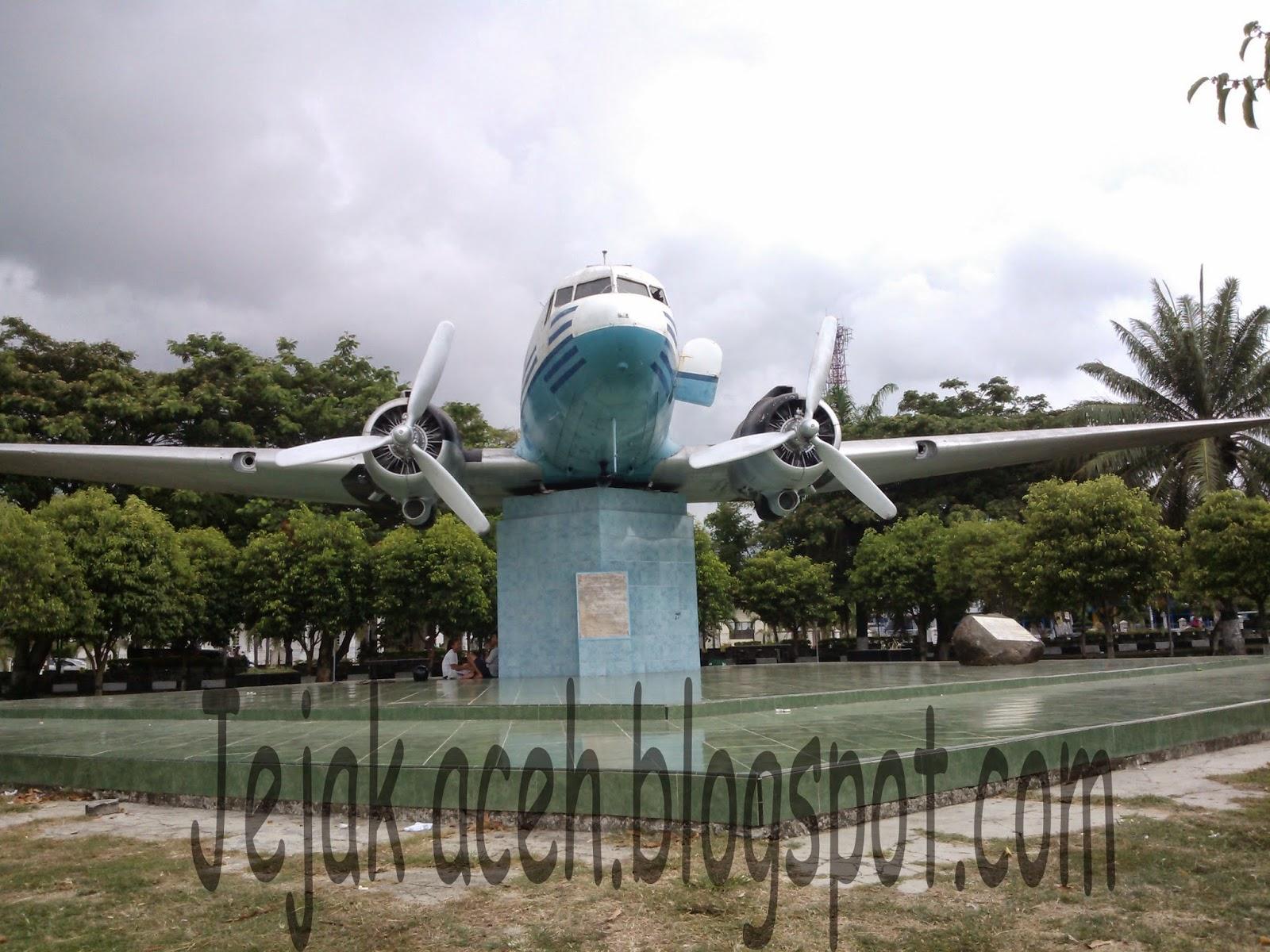 Menilik Aceh Sudut Pandang Ibu Kota Terdapat Monument Tugu Peringatan