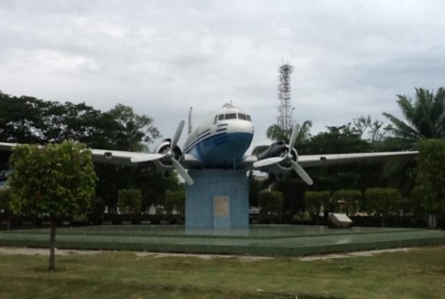 Monumen Seulawah Pagi Sore Waktu Tepat Ikut Jogging Disini 3