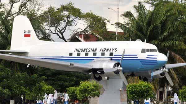 Pesawat Terbang Seulawah Pertama Indonesia Jagoin Pasca Kemerdekaan Angkatan Udara