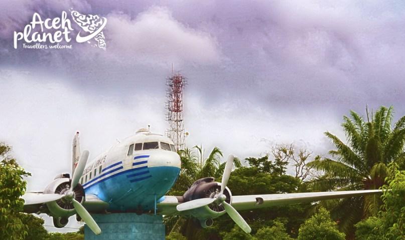 Sejarah Pesawat Seulawah Ri 001 Aceh Planet Awal Desember 1948