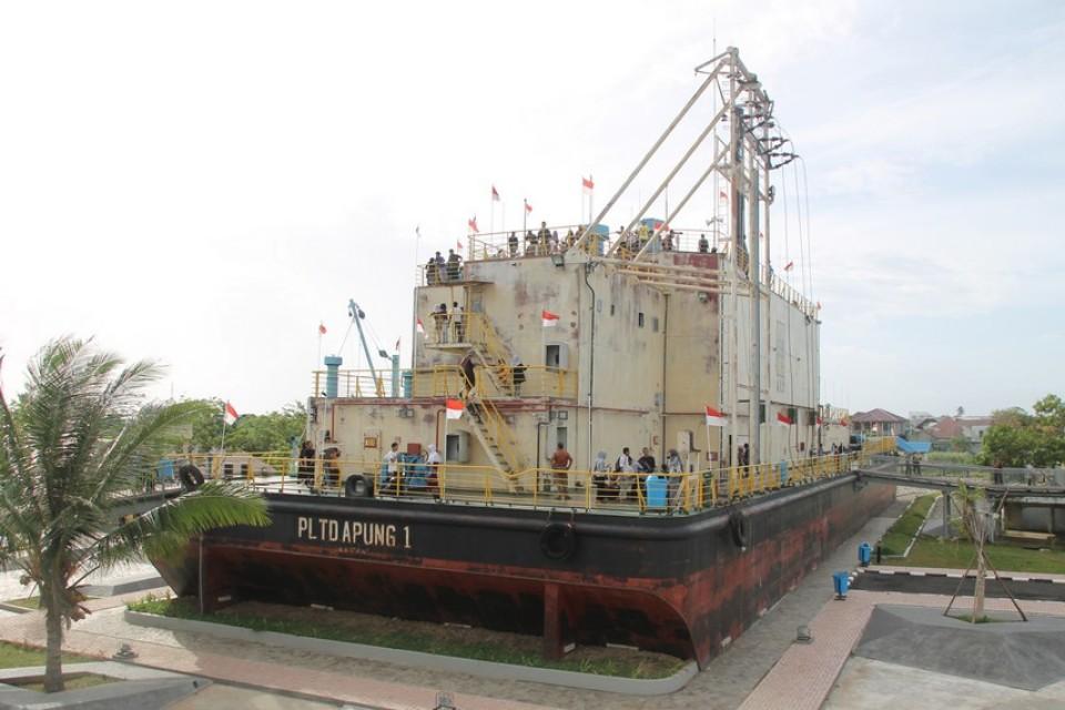 5 Mustvisit Destinations Banda Aceh Indoindians 780 Ton Floating Electricity
