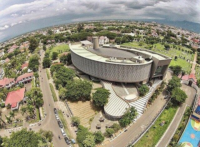 6 Tempat Wisata Mempesona Banda Aceh Nusantara Selanjutnya Museum Tsunami