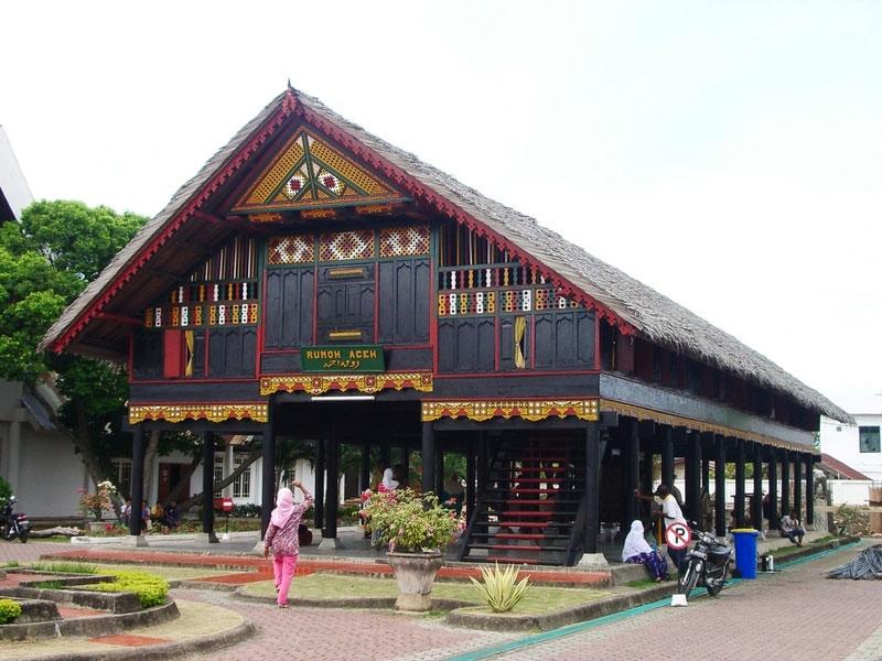 Aceh Museum Negeri Banda Sumatera Museums Bali Java Address Jalan