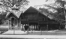 Aceh Museum Wikipedia Atjeh Early 20th Century Colonial Koetaradja City