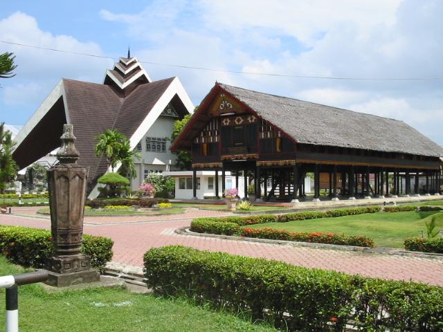 Aceh Museum Wikipedia Negeri Kota Banda