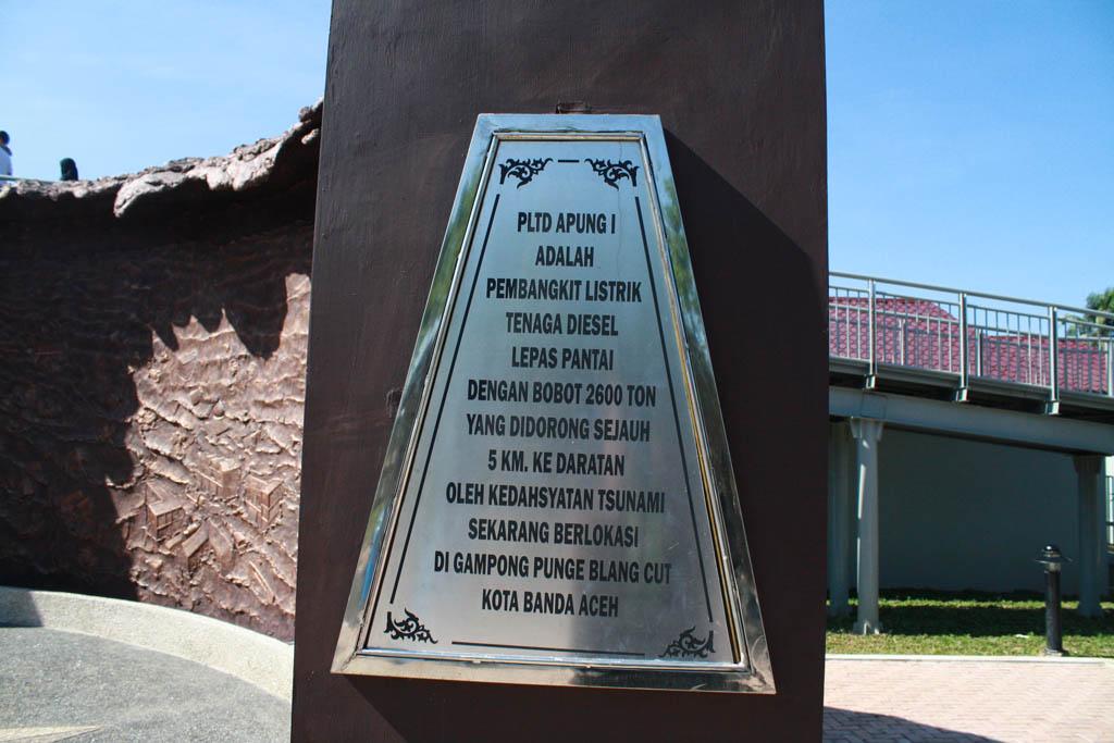 Banda Aceh Bangun Museum Pltd Apung Charming Pemerintah Kota Membangun