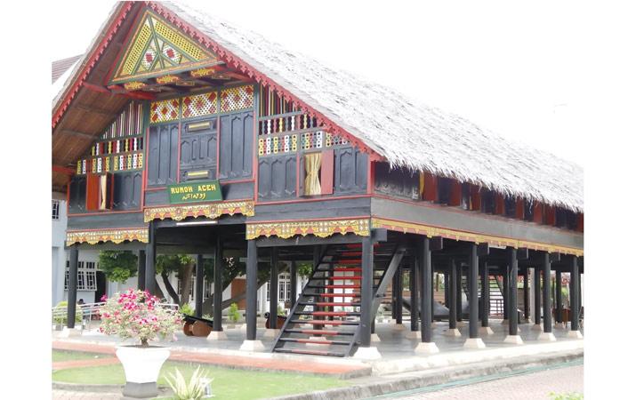 Berita 100 Usia Museum Negeri Aceh Harian Analisa Kota Banda