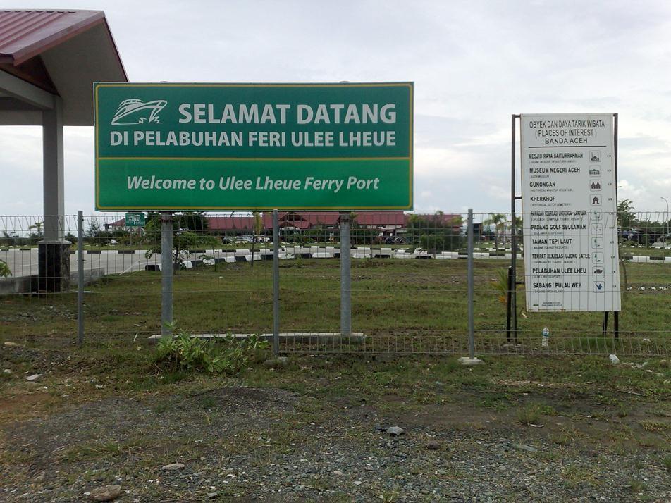 Blog Pelabuhan Ulee Lheue Ayo Kita Kota Sabang Museum Negeri