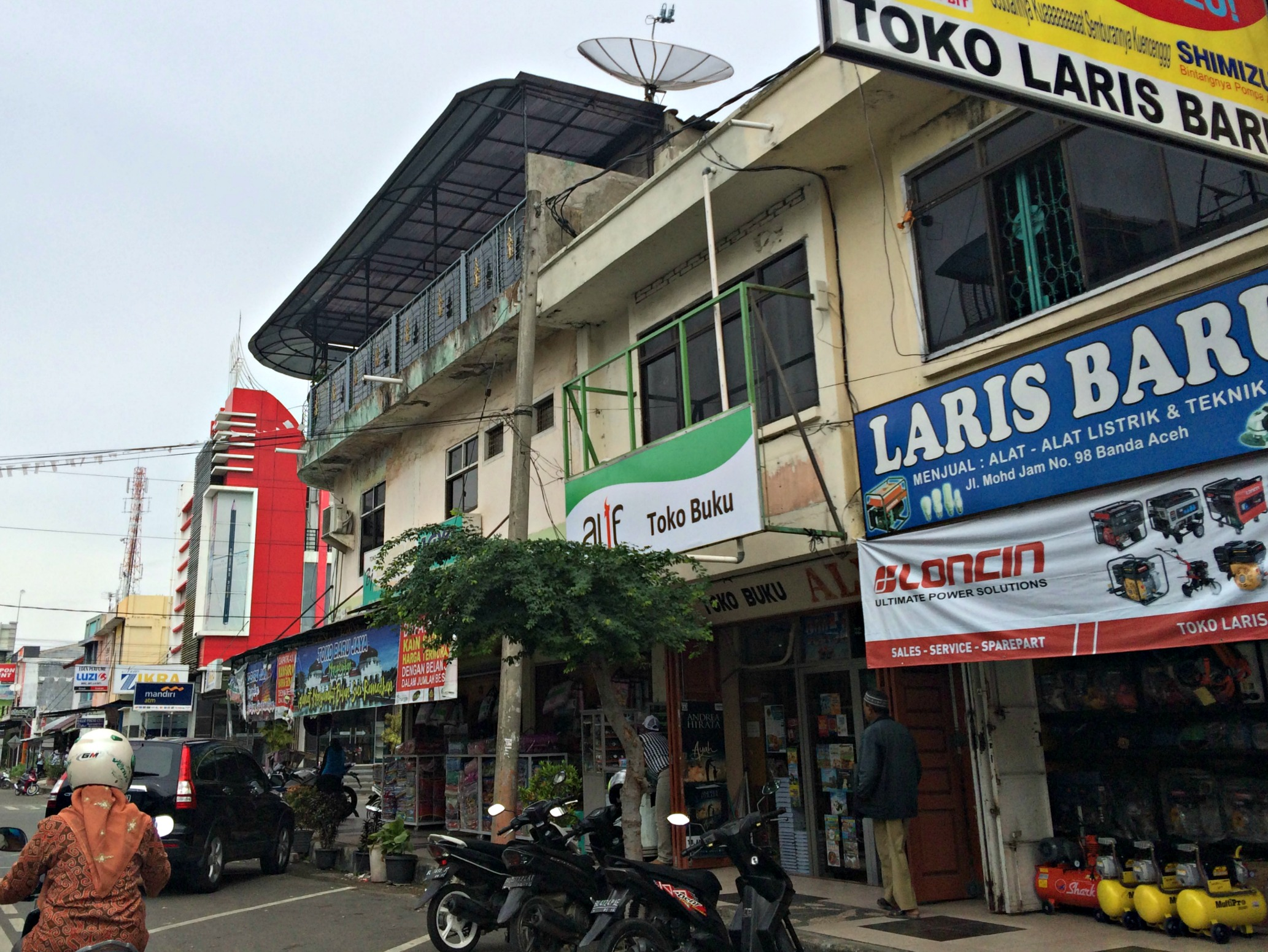 Day Stopover Banda Aceh Indonesia Walks World City Museum Negeri